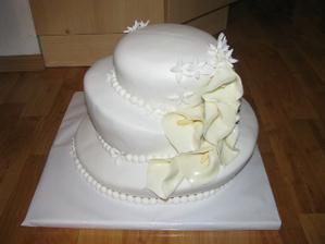to bude náš dort