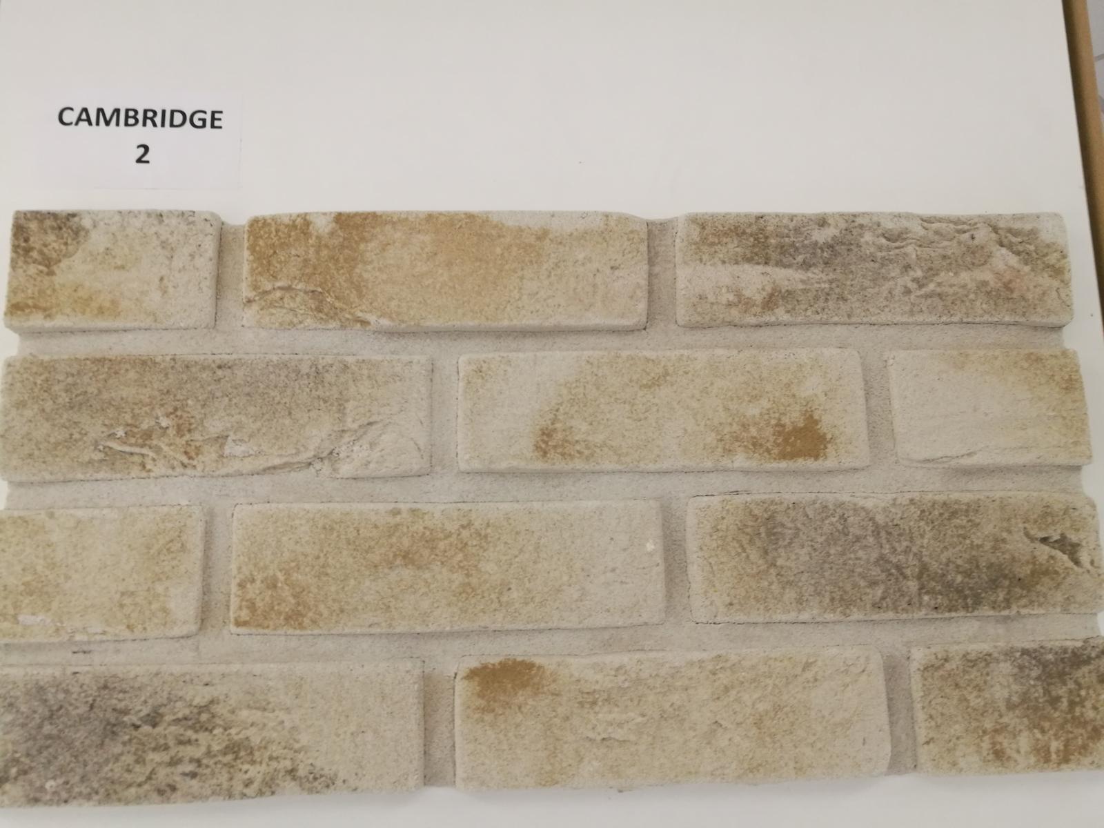 Kamenné i tehlové obklady - vzorový park fasádnych obkladov OPOJ - Obrázok č. 93