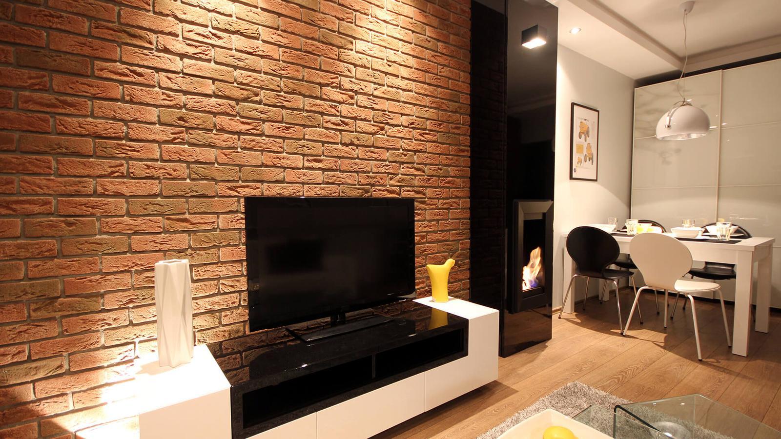 tehlové a  kamenné obklady  - REALIZACIE - tehl. obklad country 640, cenníková cena 22 eur/m2 , zlavy až do výšky 15 %