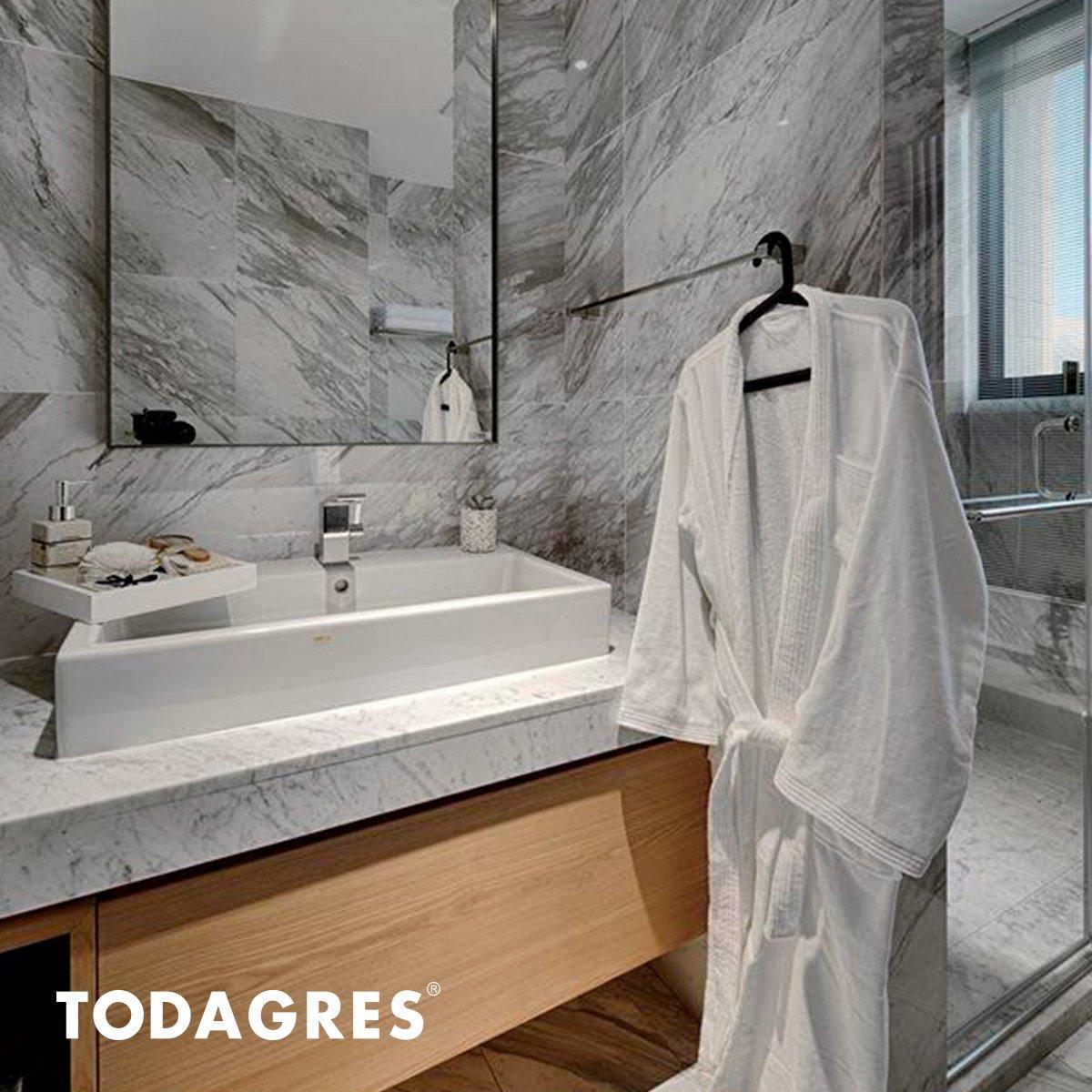 Luxusné kúpelne zo Španielska - luxusný oblad Macael 120x60, 7,5 mm porcelanico