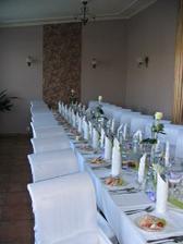 olivovo-fialová výzdoba