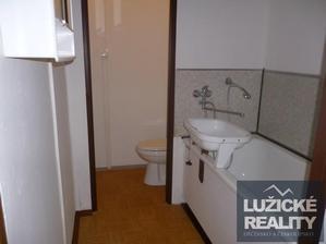 Umakartové jádro koupelny