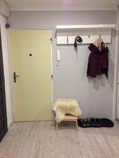 Nove vchodove dvere prinese jezisek :)