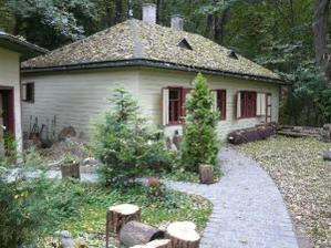 Miesto svadobnej party - horáreň v Horskom parku