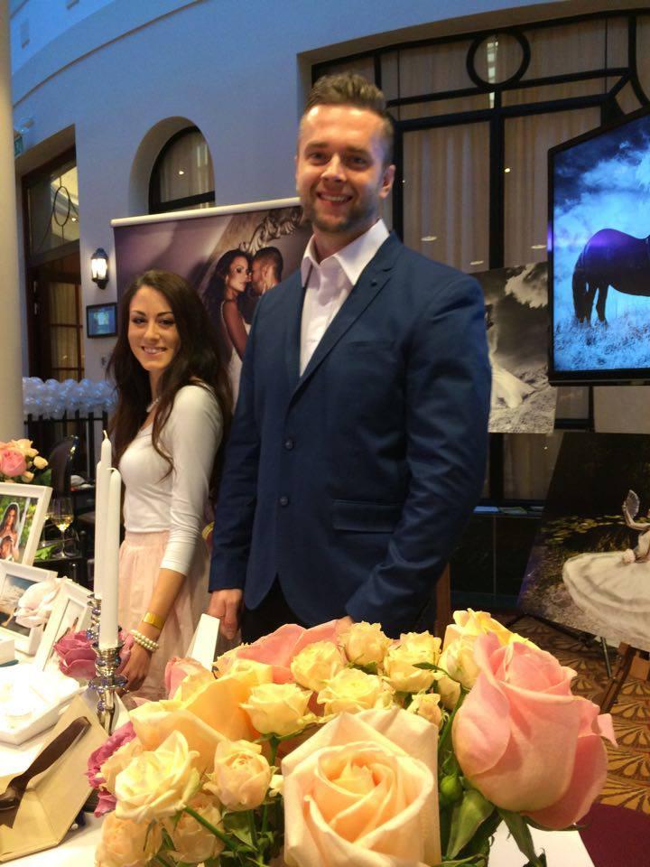 Svadobný fotograf Miqo Cash - 7.ročník svadobnej výstavy v Radisson Blu hotel Carlton - Obrázok č. 1