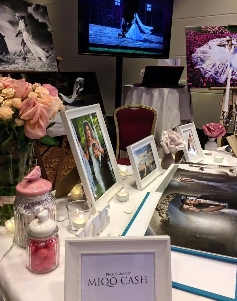 Svadobný fotograf Miqo Cash - 7.ročník svadobnej výstavy v Radisson Blu hotel Carlton - Obrázok č. 8