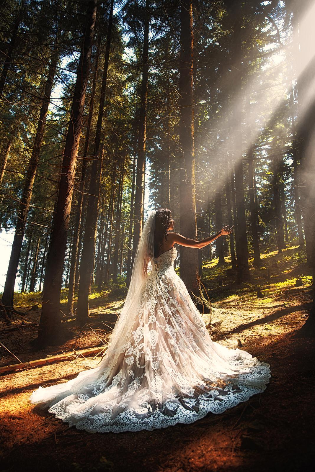 @nevestasl  ponukam luxusne svadobne... - Obrázok č. 3