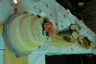 ...detail dortu a výzdoby...