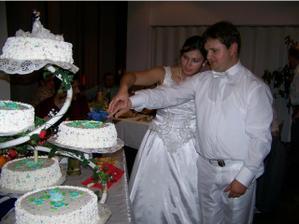 RO - krájanie torty