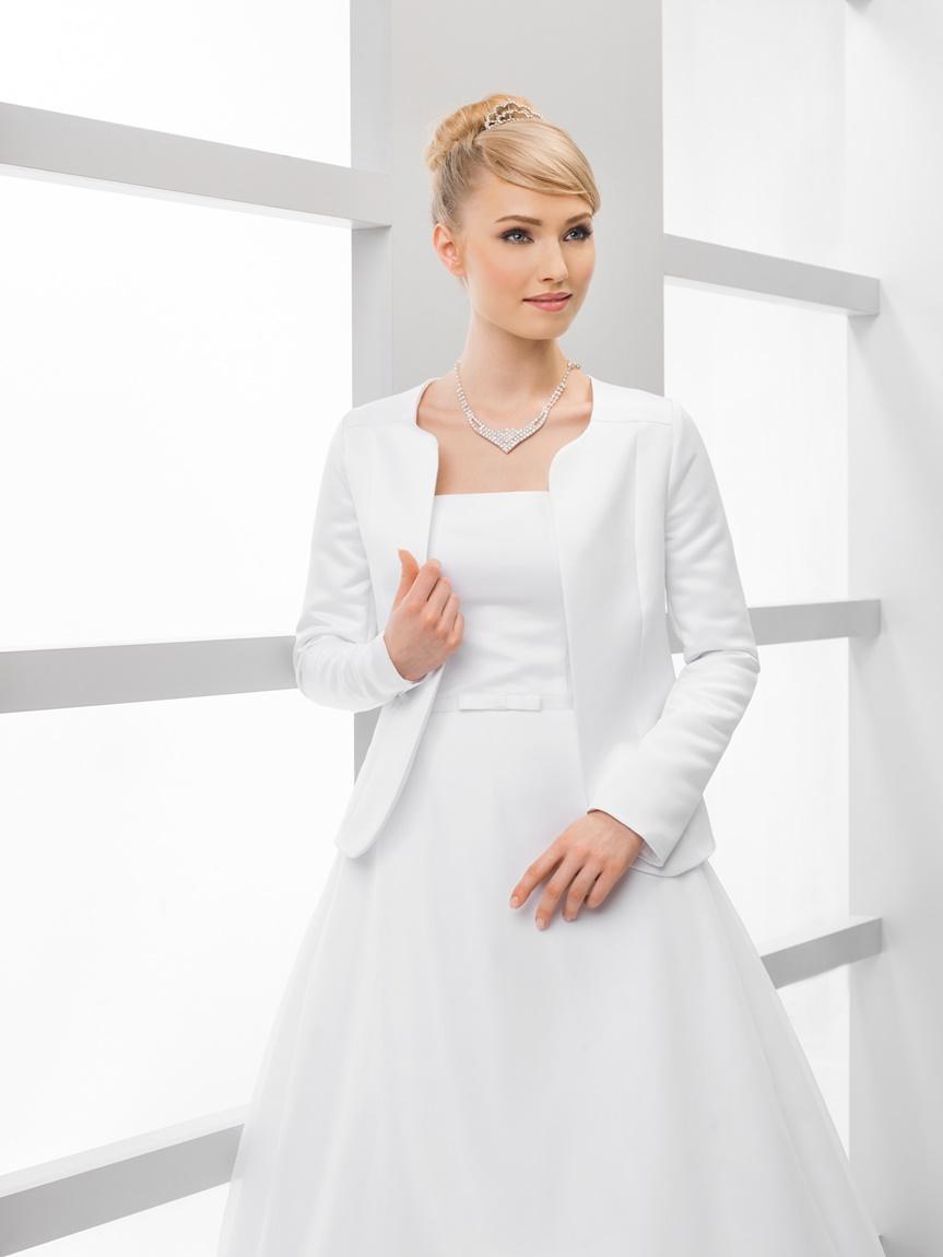 svadobný kabátik, svadobné sako - Obrázok č. 1