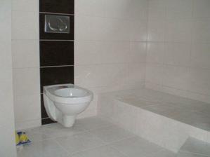 WC už funguje :-)