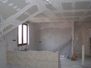 kuchyňa z obývačky