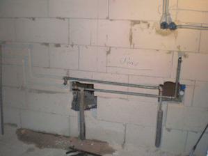 voda v kúpeľni
