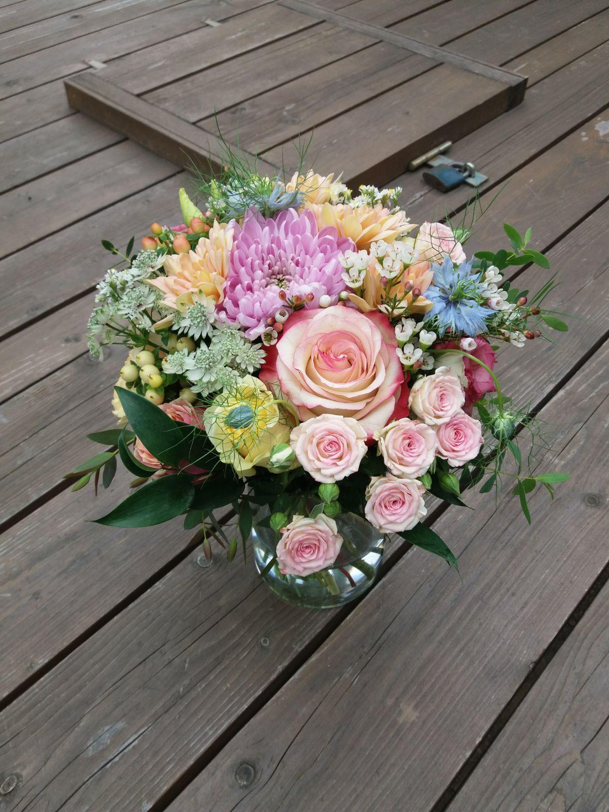Květnová svatba plná barev! - Obrázek č. 3