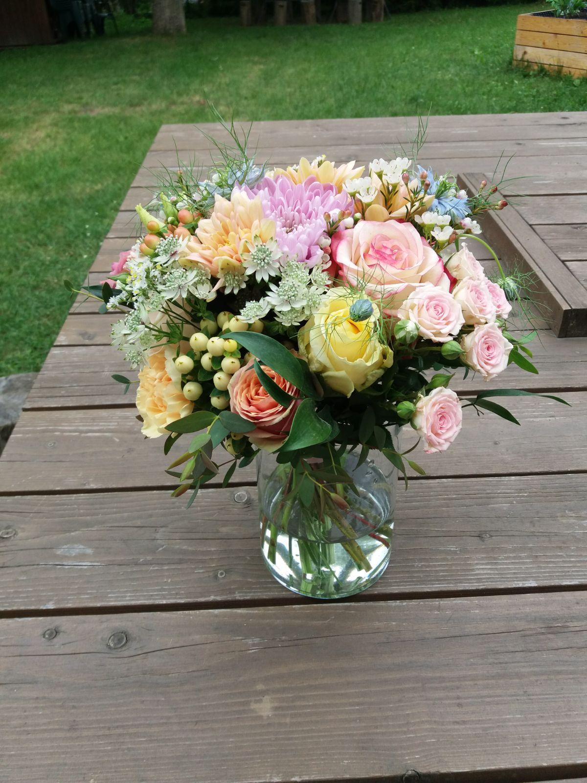 Květnová svatba plná barev! - Obrázek č. 4