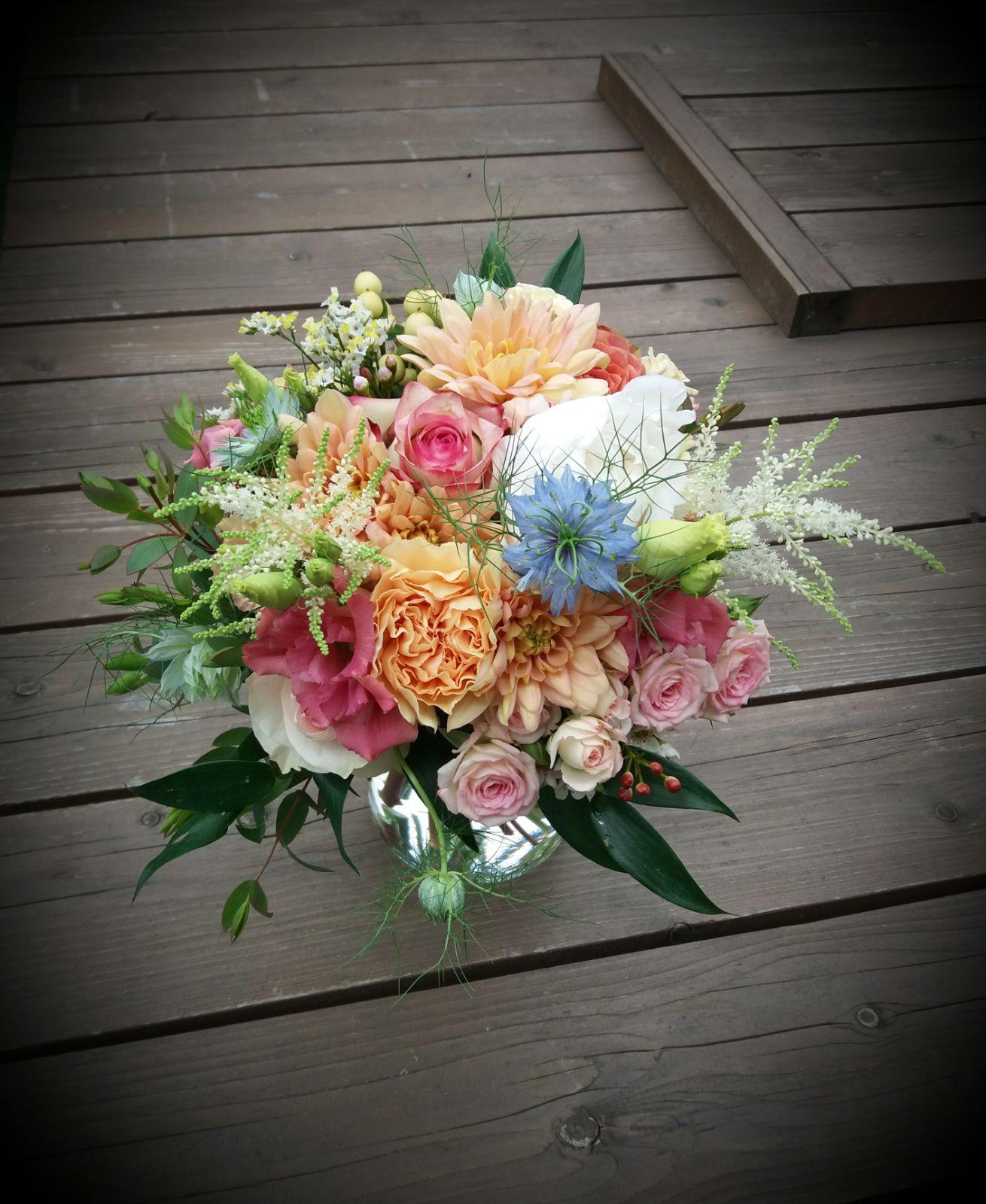 Květnová svatba plná barev! - Obrázek č. 8