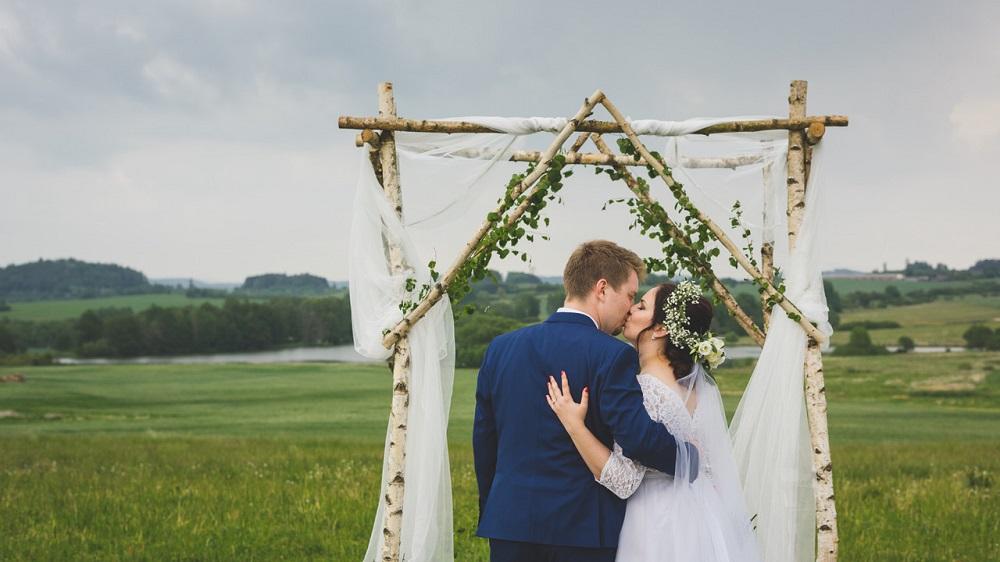 Svatba v zelených a bílých odstínech - Obrázek č. 2