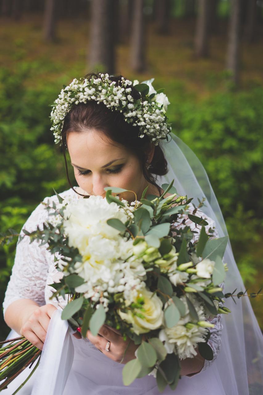 Svatba v zelených a bílých odstínech - Obrázek č. 3
