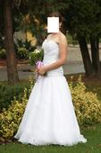 Svatební Šaty Vel.36-38, 38
