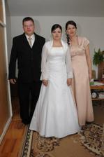 so sestrou Alžbetou a jej priateľom Jurajom