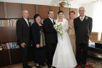 s mojimi a Ivanovými rodičmi