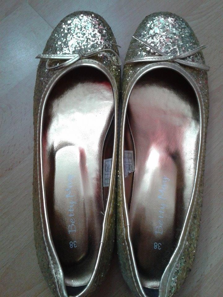 zlate balerinky 38 - Obrázok č. 1