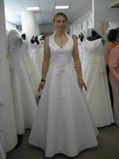 2. šaty ze zkoušky