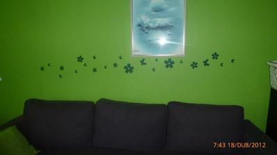nová nálepka na stenu :)