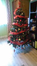 stromček vianoce 2014...