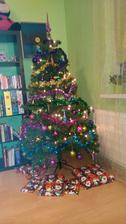 stromček 2013...