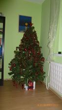 stromček  vianoce 2011 a 2012