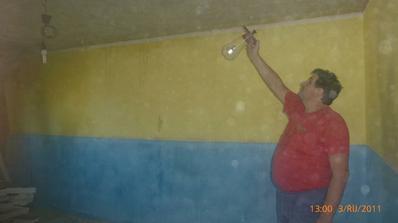 a nastávajúci svokor je zase maliar :)