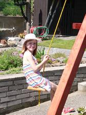 Adélka 9 let