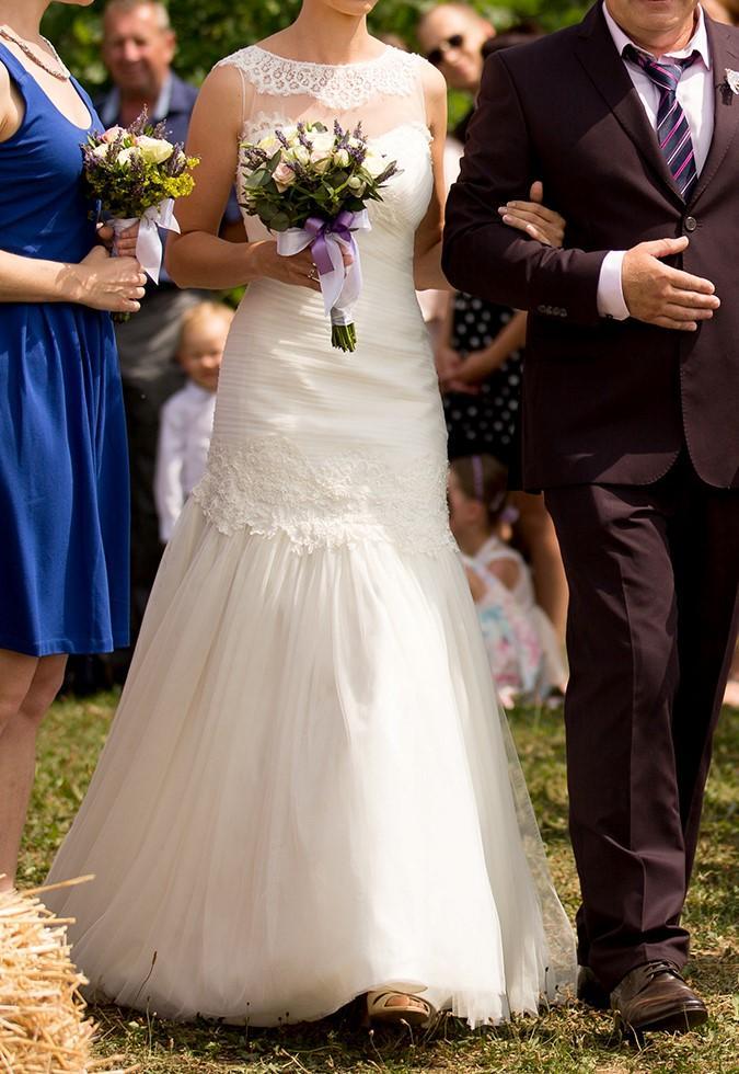 svatební šaty Sposabella - Obrázek č. 1
