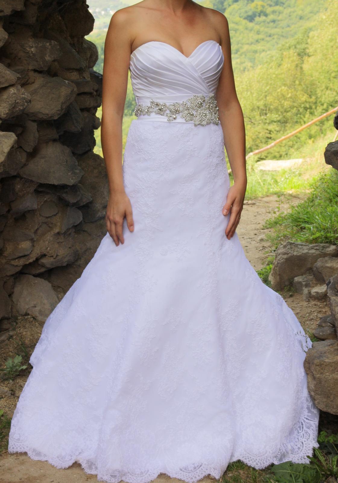Svadobné šaty Allure Bridal - Obrázok č. 1