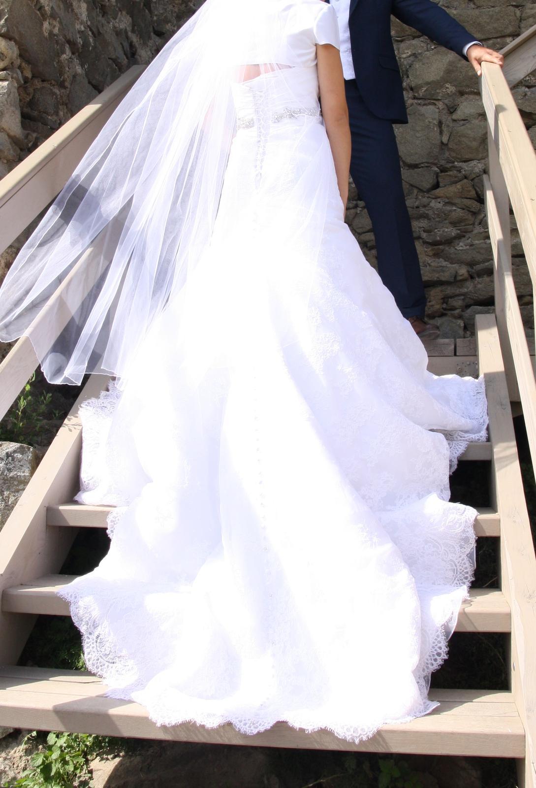 Svadobné šaty Allure Bridal - Obrázok č. 2