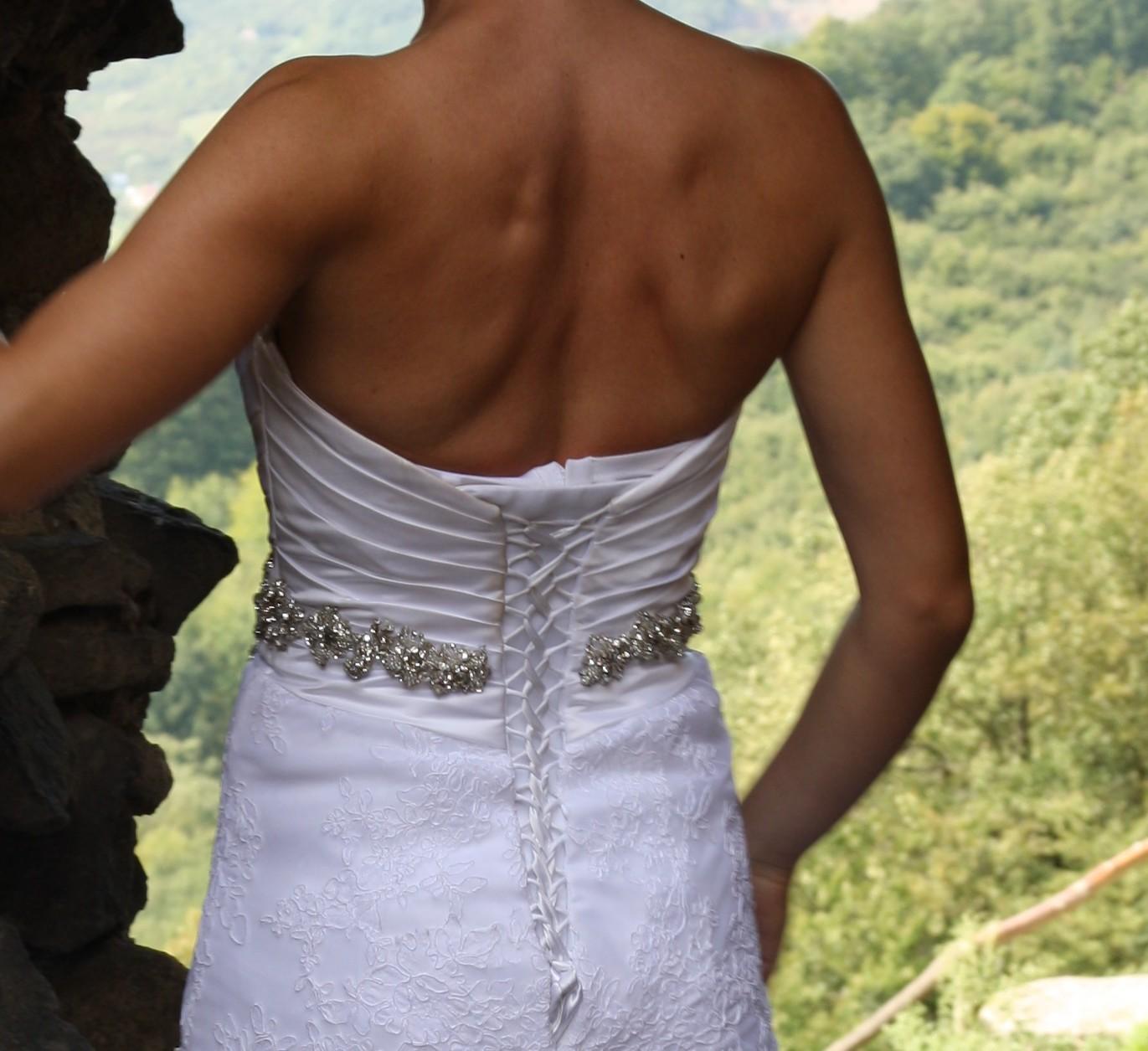 Svadobné šaty Allure Bridal - Obrázok č. 4
