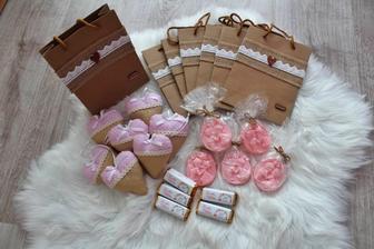 Darčeky pre hostí 😍😍