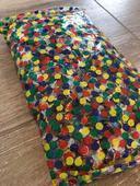 konfety barevné 2 ks,