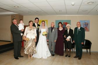s rodicmi a starymi rodicmi