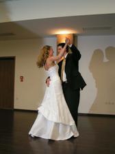 prvy tanec....na foto to vyzera celkom dobre :)