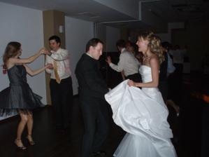 a aj sa tancovalooooo