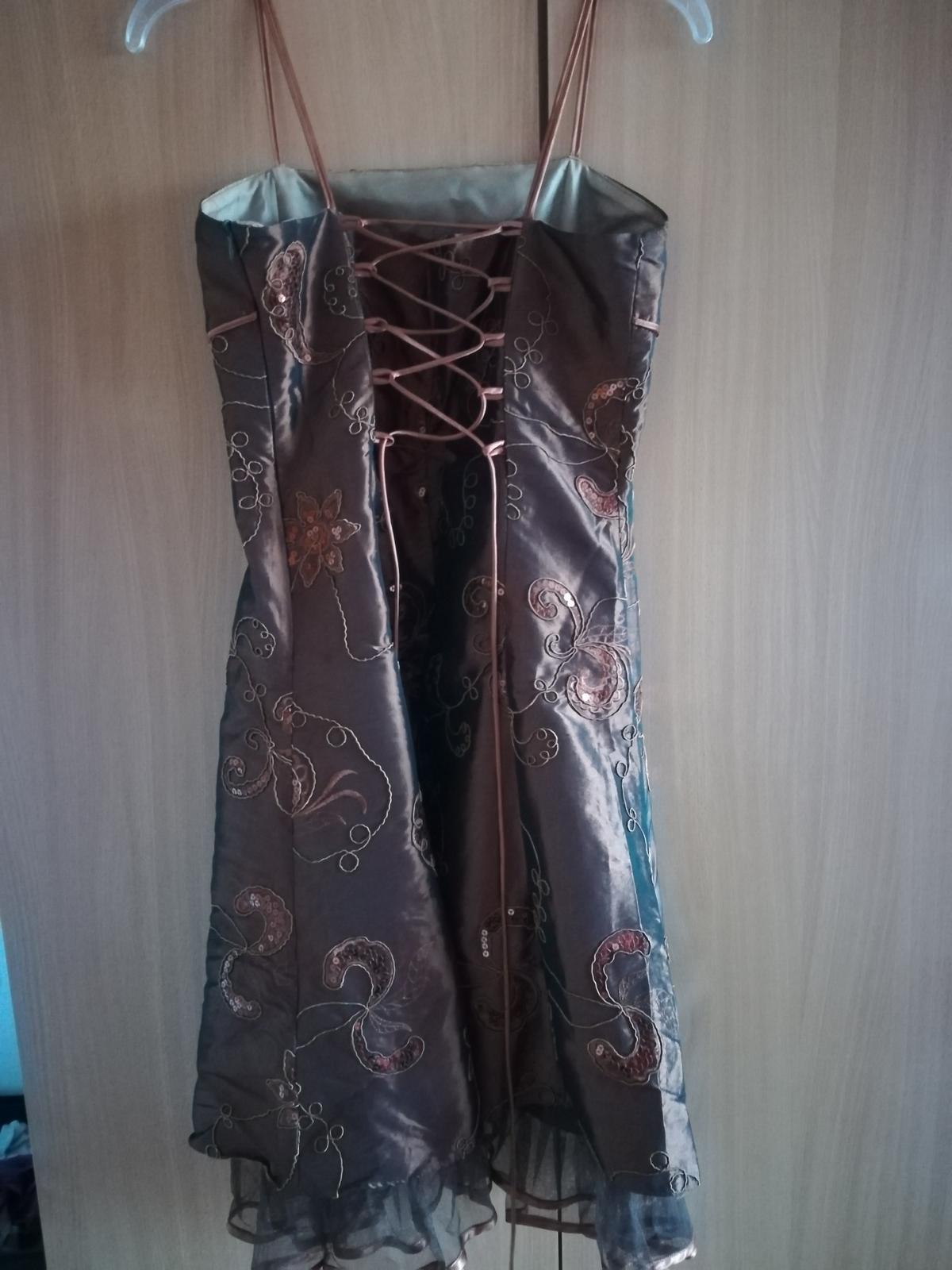 medené šaty - Obrázok č. 2