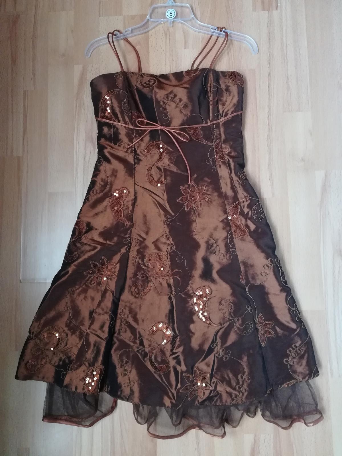 medené šaty - Obrázok č. 1