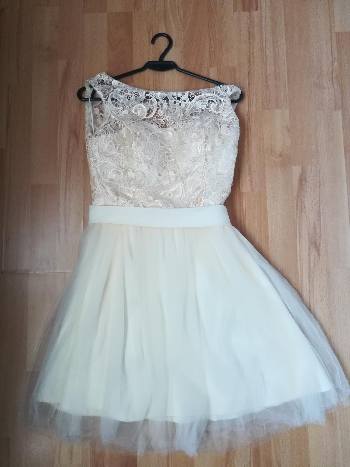 marhuľkové šaty - Obrázok č. 3