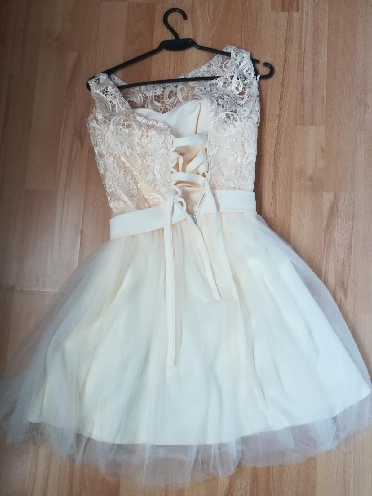 marhuľkové šaty - Obrázok č. 2