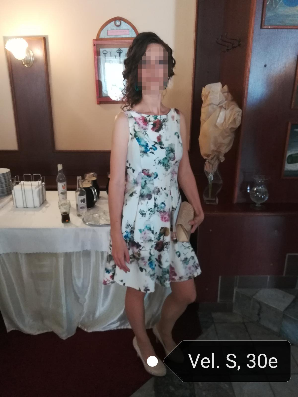 šaty+2x motýlik - Obrázok č. 1