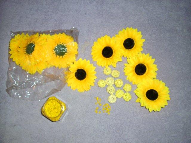 Deň D 8.8.09 - Tak toto je zatiaľ materiál, aby to vyzeralo ako na nasledujúcej fotke.