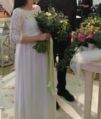 Svatební šaty těhotenské, 38
