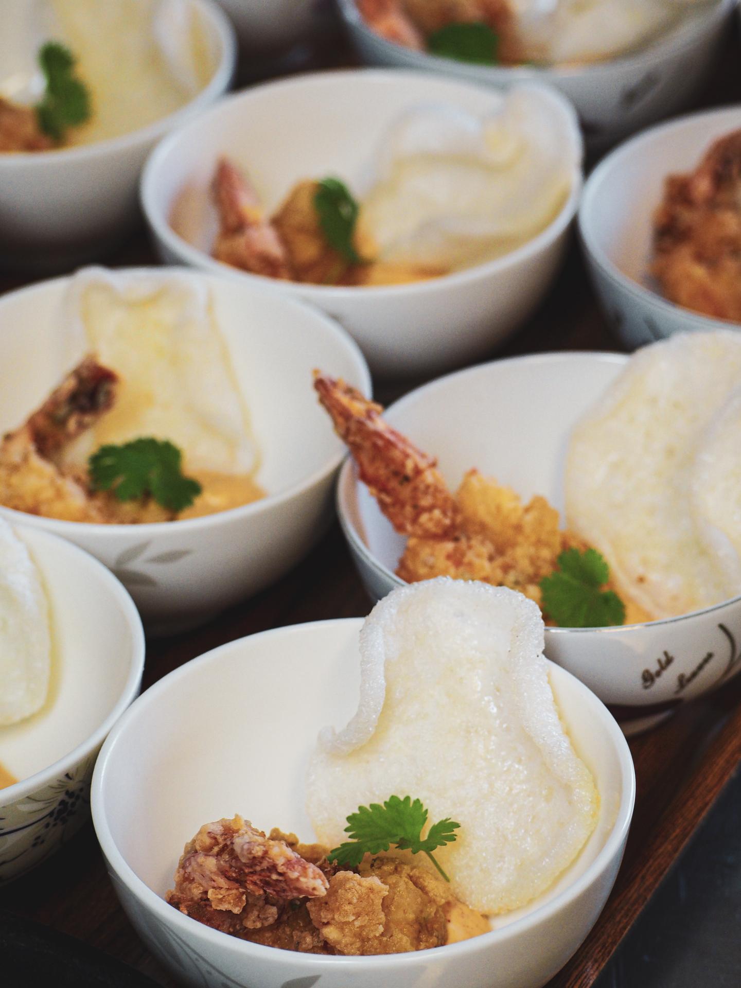 Finger foods, nedílná součást svatební tabule, nebo jen jako lehké občerstvení před obřadem? - Obrázek č. 2